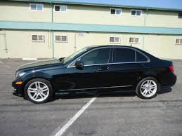 2014 mercedes 250 black mercedes 2014 c250 4 door sedan black excellent condition