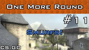 Baby Smurf Meme - smurfs in cs go youtube