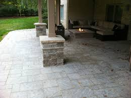 Stone Patio Design Paver Patio Design And Installation U2013 Columbus Decks Porches And
