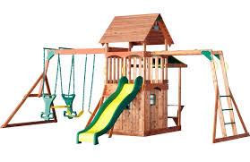 Backyard Set Best Backyard Swing Sets For Any Budget Cool Kiddy Stuff