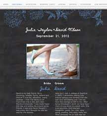 free wedding website what is the best site to create my wedding website