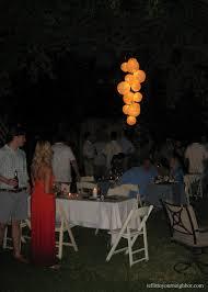 Paper Lantern Chandelier Tell It To Your Paper Lantern Chandelier