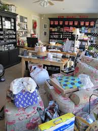 Craft And Sewing Room Ideas - sew many ways sewing craft room ideas and updates