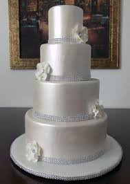 wedding cakes with bling fondant wedding cakes york pa exquisite wedding cakes delivers