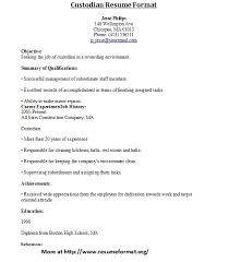 types of resume formats types of resumes formats chronological