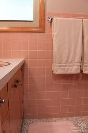 retro pink bathroom kate u0027s pink bathroom remodel retro renovation