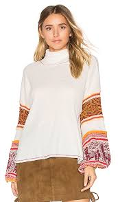 Free Northern Lights Sweater In Free Northern Lights Sweater In Ivory Revolve