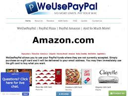 Buy Giftcards With Paypal by How To Use Paypal On Amazon 2014 2015 Youtube