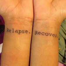 relapse recover marshall manic relapse