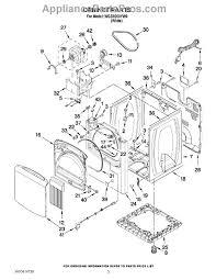 whirlpool wp8547157 drum drive belt appliancepartspros com