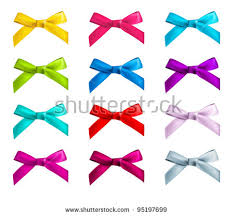 ribbon bow stock images royalty free images vectors