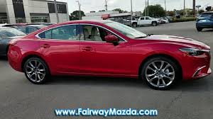 mazda new cars 2017 new 2017 mazda mazda6 grand touring at fairway mazda new cars