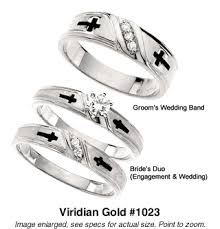 cross gold rings images Cross diamond religious wedding rings in white gold 1023 gif