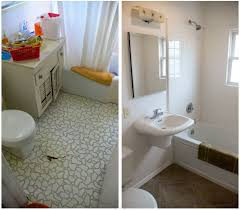 bathroom remodeling ideas before and after bathroom simple renovation for small bathroom before and after