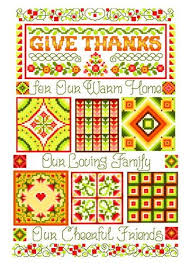22 best thanksgiving cross stitch patterns images on