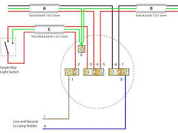 electrical switch wiring diagram multiple lights lighting circuit