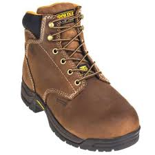 womens boots for work carolina boots s safety toe metatarsal ca1428 eh 5