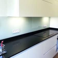 credence de cuisine en verre cuisine en verre blanc credence de cuisine en verre laque blanc