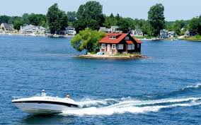 thousand islands alexandria bay new york the aptly named