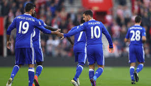 chelsea costa diego playing with eden hazard is something beautiful says chelsea s