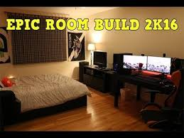 gaming setup creator building the ultimate room tour gaming setup youtube