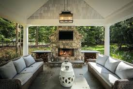 Outdoor Fireplace Patio Designs Awesome Outdoor Covers For Patios 25 Best Ideas About Backyard