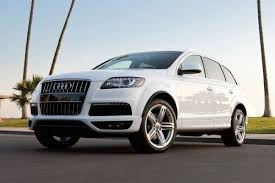 audi suvs models used 2012 audi q7 for sale pricing features edmunds