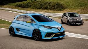 Renault Zoe E Sport Concept 2017 Review By Car Magazine