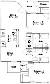 the lakeshore floor plan lakeshore apartment homes apartment in evansville in