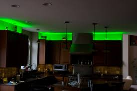Lights Above Kitchen Cabinets Lighting For Above Kitchen Cabinets Monsterlune
