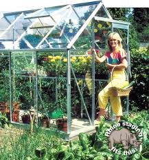 Greenhouse 6x8 Europa Manor Princess 6x4 Greenhouses Direct