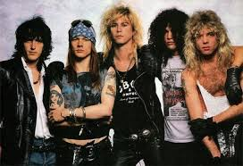 Guns And Roses - there s a rumour that the guns n roses lineup will