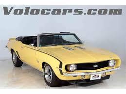 1967 thru 1969 camaros for sale 1967 to 1969 chevrolet camaro ss for sale on classiccars com 97
