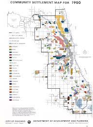 World Map Chicago by Tps Dpu