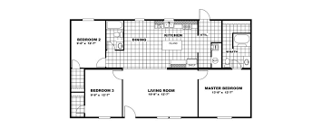 Double Wide Floor Plans With Photos Doublewide Floor Plans