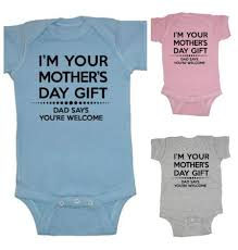 s day gift from baby i m your s day gift baby infant onesie bodysuit