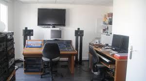 chambre studio d enregistrement