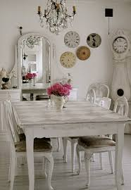 Shabby Chic Kitchen Furniture The Kitchen In The Style Of Shabby Chic Home Interior Design