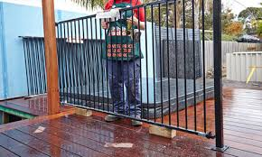 Spray Paint Bunnings - how to install aluminium pool fencing bunnings warehouse