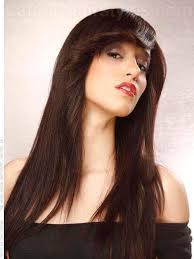 best 25 long haircuts with bangs ideas on pinterest bangs long
