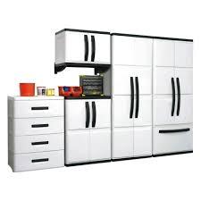 plastic garage storage cabinets plastic garage cabinets