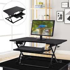 new u0026 free shipping ergonomic height adjustable standing desk