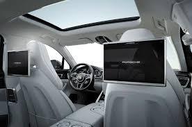 porsche panamera interior 2018 2017 porsche panamera gains long wheelbase executive variants