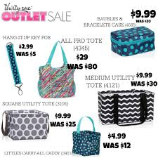 how to shop the thirty one outlet sale starting today