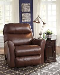 Brown Leather Recliner Rent To Own Ashley Pranav Recliner National Tv Sales U0026 Rental