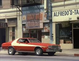 Starsky And Hutch Movie Car Starsky And Hutch Gran Torino Ford And Cars