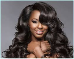 pics of black woman clip on hairstyle best clip in hair extensions for black women hair extensions