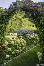 every inch of ina garten u0027s famous garden is enchanting famous