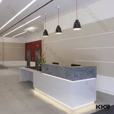 Modern Reception Desk Design Kkr Reception Desk China China Front Desk Design Modern Reception