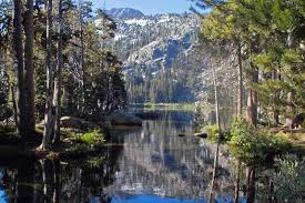 wood s lake nevada mountains a photo from california